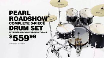 Guitar Center Labor Day Sale TV Spot, 'Pearl Drum Set' - Thumbnail 7