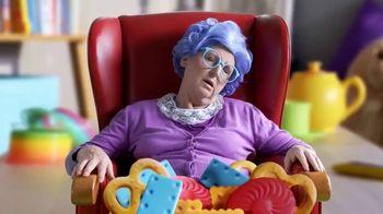 Greedy Granny TV Spot, 'Don't Wake Her Up' - Thumbnail 1