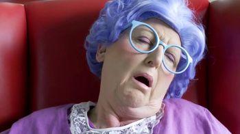 Greedy Granny TV Spot, 'Don't Wake Her Up' - Thumbnail 4