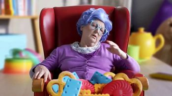 Greedy Granny TV Spot, 'Don't Wake Her Up'