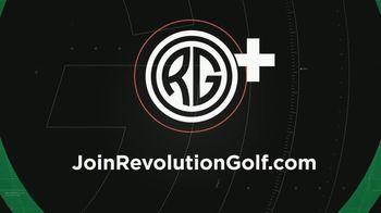 Revolution Golf Plus TV Spot, 'For Every Golfer' - Thumbnail 9