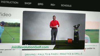 Revolution Golf Plus TV Spot, 'For Every Golfer' - Thumbnail 5