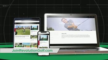Revolution Golf Plus TV Spot, 'For Every Golfer'