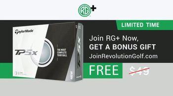 Revolution Golf Plus TV Spot, 'For Every Golfer' - Thumbnail 8