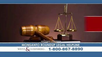 Weitz and Luxenberg TV Spot, 'Roundup Legal Helpline' Feat. Erin Brockovich - Thumbnail 1