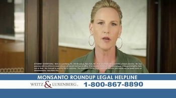 Weitz and Luxenberg TV Spot, 'Roundup Legal Helpline' Feat. Erin Brockovich - Thumbnail 7