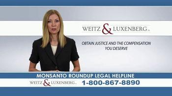 Weitz and Luxenberg TV Spot, 'Roundup Legal Helpline' Feat. Erin Brockovich - Thumbnail 6