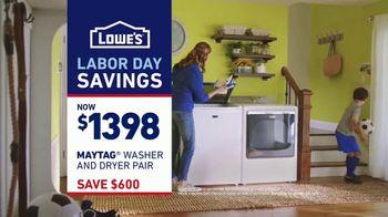 Lowe's Labor Day Savings  TV Spot, 'No Match for Susan the Striker' - Thumbnail 8