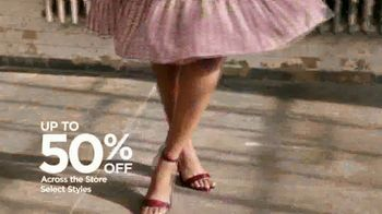 JCPenney TV Spot, 'Long Weekend Sale' Song by Redbone - Thumbnail 2