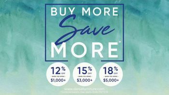 Dania Buy More Save More Event TV Spot, 'Three Weeks Only' - Thumbnail 8