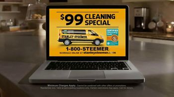 Stanley Steemer $99 Cleaning Special TV Spot, 'Clean and Healthy' - Thumbnail 10