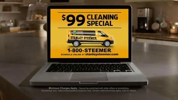 Stanley Steemer $99 Cleaning Special TV Spot, 'Clean and Healthy' - Thumbnail 9