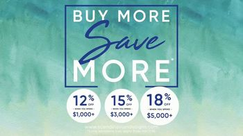 Scandinavian Designs Buy More Save More Event TV Spot, 'Up to 18 Percent' - Thumbnail 2