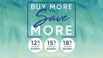 Scandinavian Designs Buy More Save More Event TV Spot, 'Up to 18 Percent' - Thumbnail 6