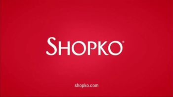 Shopko Labor Day Hot Buy Event TV Spot, 'Get Ready' - Thumbnail 5