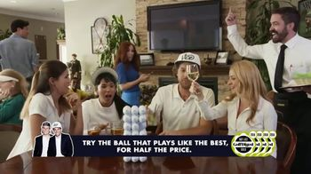 VICE Golf Balls TV Spot, 'Unsolicited Advice: Drinks' Featuring Erik Lang - Thumbnail 4