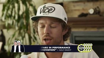 VICE Golf Balls TV Spot, 'Unsolicited Advice: Drinks' Featuring Erik Lang - Thumbnail 7
