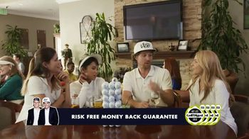 VICE Golf Balls TV Spot, 'Unsolicited Advice: Drinks' Featuring Erik Lang - Thumbnail 8
