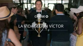 JPMorgan Chase QuickPay TV Spot, 'La vida según Victor Espinoza' [Spanish] - 1723 commercial airings