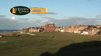 Hidden Links TV Spot, 'Hell Bunker at St. Andrews' - Thumbnail 3