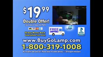 Go Lamp TV Spot, 'Cut the Cord' - Thumbnail 9
