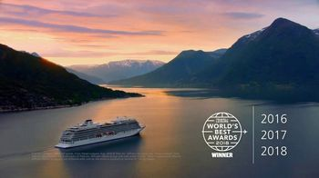 Viking Cruises TV Spot, 'Two-Sided' - Thumbnail 9