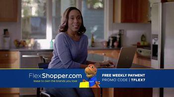 FlexShopper TV Spot, 'Testimonial Mashup'