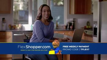 FlexShopper TV Spot, 'Testimonial Mashup'