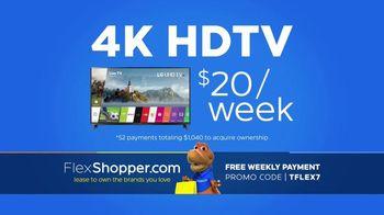 FlexShopper TV Spot, 'Testimonial Mashup' - Thumbnail 4