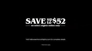 Universal Orlando Resort TV Spot, 'Halloween Horror Nights 2018' - Thumbnail 8