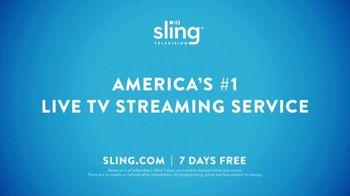Sling TV Spot, 'Slingers' - Thumbnail 10