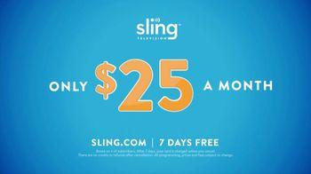 Sling TV Spot, 'Slingers' - Thumbnail 9