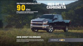 Chevrolet Mes de la Camioneta TV Spot, 'Herencia' [Spanish] [T2] - Thumbnail 9