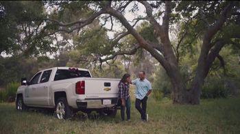 Chevrolet Mes de la Camioneta TV Spot, 'Herencia' [Spanish] [T2] - Thumbnail 4