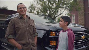 Chevrolet Mes de la Camioneta TV Spot, 'Herencia' [Spanish] [T2] - Thumbnail 5