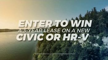 Honda One Tank Trips Sweepstakes TV Spot, 'Get Out and Go' [T2] - Thumbnail 4