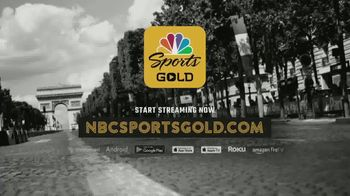 NBC Sports Gold Cycling Pass TV Spot, 'Grand Tours, Monuments and Classics' - Thumbnail 9