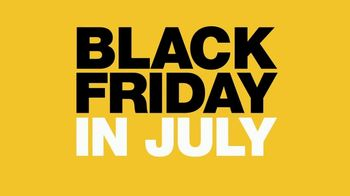 Macy's Black Friday in July TV Spot, 'So Many Deals, So Little Time' - Thumbnail 1