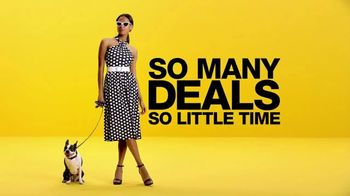 Macy's Black Friday in July TV Spot, 'So Many Deals, So Little Time' - Thumbnail 3