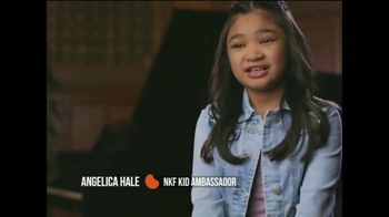 National Kidney Foundation TV Spot, 'My Mom Is My Hero' Feat. Angelica Hale