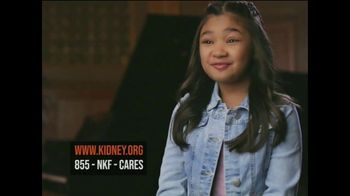 National Kidney Foundation TV Spot, 'My Mom Is My Hero' Feat. Angelica Hale - Thumbnail 9