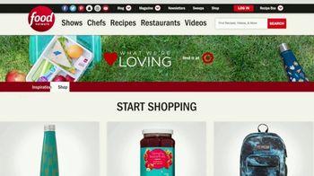Target TV Spot, 'Food Network: Back to School' - Thumbnail 7