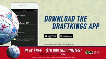 DraftKings 1-Day Fantasy Soccer TV Spot, '$10,000 Contest' - Thumbnail 3