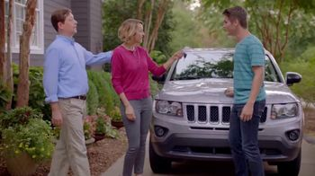 Meineke Car Care Centers TV Spot, 'Take the Car: Instant Savings'