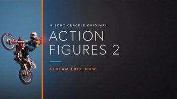 Crackle.com TV Spot, 'Action Figures 2'