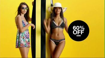 Macy's Black Friday in July TV Spot, 'Swimwear, Suits and Jewelry' - Thumbnail 5