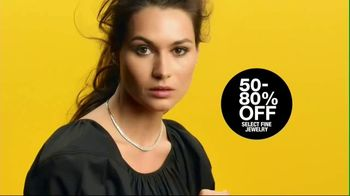 Macy's Black Friday in July TV Spot, 'Swimwear, Suits and Jewelry' - Thumbnail 8