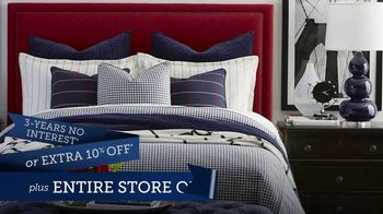 Bassett The Big 4th of July Sale TV Spot, 'Choose Your Savings'