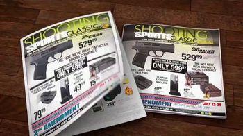 Bass Pro Shops Shooting Sports Classic TV Spot, 'Riflescope & Knife' - Thumbnail 6