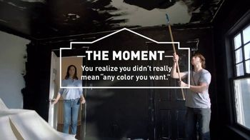 Lowe's TV Spot, 'The Moment: Any Color: Rebate' - Thumbnail 3